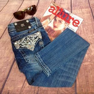 Miss Me  Ancle Skinny  Size 25